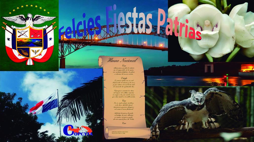 Felicidades Panamá